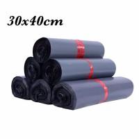 Polymailer Plastik Packing Kemasan Olshop Tebal 30x40 cm (100pcs)