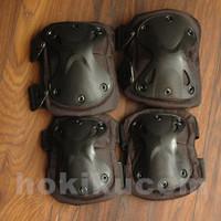 Decker Pelindung Lutut Knee Elbow Pad SET XTAC Style