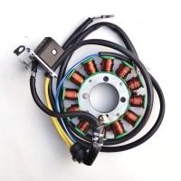 Spul dan Pulser Sepeda Motor Roda Tiga 3 - Jialing Viar dll