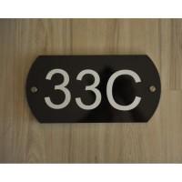 Nomor Rumah Akrilik / Sign Rumah Akrilik idea070
