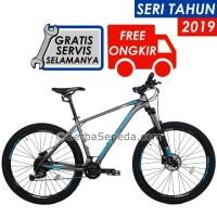 Jual Sepeda Gunung MTB Odessy 26 90 Velg 3cm 21speed