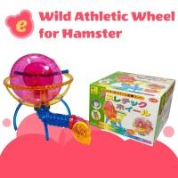Mainan olahraga hamster Sanko Wild athletic Wheel