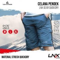 Celana Pendek Gunung Hiking LNX Gear