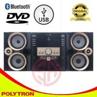 Polytron Compo Mini HiFi + Bluetooth XL2910 XL 2910 - GARANSI RESMI