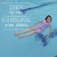Baju Renang Apung FloSwim Diving Standar Size M (3-5 Tahun)