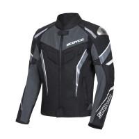 Jaket Scoyco JK103 JK 103 Reflective Motorcycle Jacket Body Protector