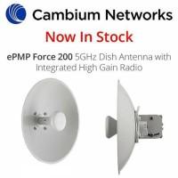 Ptp - 2Unit - Cambium Epmp 5 Ghz Force 200 Ar5-25 High Gain Radio