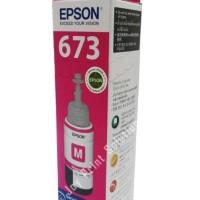 Tinta Epson Original 673 Magenta