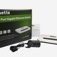 Netis St3108G Unmanaged 8 Port Gigabit Ethernet Desktop Switch