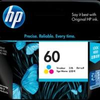 Tinta Hp 60 Colour Original