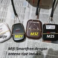 Yagi Induksi 7 Elemen 4G 850 Mhz M2Y M2S M3Y M3Z Gsm-3G 900 Evdo 800