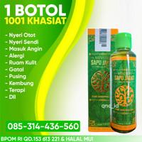 Minyak Sapu Jagat Original 100 % - Bukan Minyak Oles Kutus
