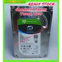 HARDISK HDD PC SEAGATE SKYHAWK 2TB BERGARANSI