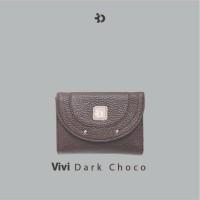 Vivi Wallet Dark Brown
