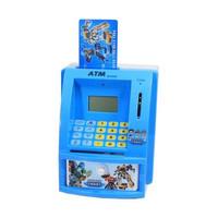 Celengan ATM Mini Bhs Indonesia ( DISTRIBUTOR) - Tobot