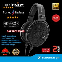 Sennheiser HD 660 S / HD660S / HD 660S Hi-Res Open Back Headphones