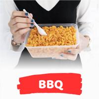 Macarina (Macaroni Nagih) Box Rasa BBQ Cemilan/Snack Hitz Now