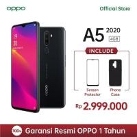 OPPO A5 2020 4/128GB Ultra Wide Quad Camera - Snapdragon 665