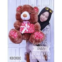 Boneka Teddy Bear Kado Jumbo