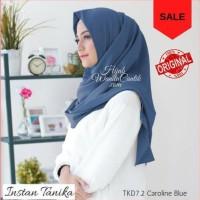 Hot Produk Pashmina Hijab Jilbab Kerudung Instan Tanika Model Terbaru