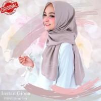 Hot Produk Pashmina Kerudung Ori Hijab Wanita Cantik Instan Giona
