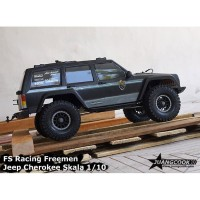 Reject RC Adventure FS Racing FreeMan Jeep Cherokee 4WD RTR