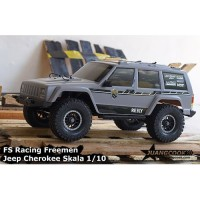 RC Scale Adventure FS Racing FreeMan Jeep Cherokee Gray 4WD RTR
