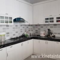 kitchen set PVC anti rayap anti air