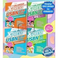 Buku Paket Erlangga XPRESS USBN SD 2020