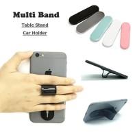 multi band rubber finger grip holder hp universal multiband bracket