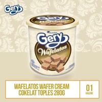 Gery Wafelatos Chocolate (Wafer Seasonal TWAFR)