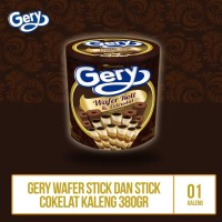 Gery Wafer Stick Coklat Kaleng (WAFER Seasonal WLCKB)
