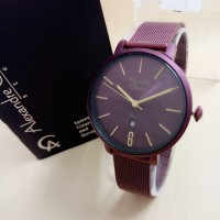 Alexandre Christie 2751 ladies purple