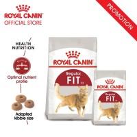 Royal Canin Fit 32 Makanan Kucing Dewasa Dry 2kg & 400gr