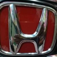 Emblem Logo Honda Brio Rs 2016 Merah