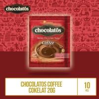 Chocolatos Drink Coffe (DCAFE5) - 1 Renceng (Beli 1 Gratis 1)
