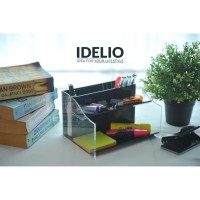 Tempat Alat Kantor Akrilik/ Stationery Acrylic Organizer