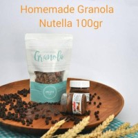 Granola Nutella 100gr