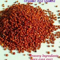 Organic Red Quinoa / Red Quinoa / Quinoa Red 1kg