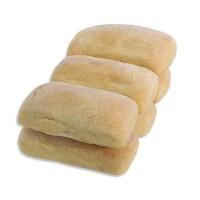 Ciabatta Bread Plain / Bread / Snack / Dessert
