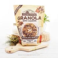 East Bali Cashew, Granola Chocolate Vanilla (400gr)