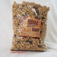 Granola Creation Cinnamon & Raisin 1 Kg toasted muesli sereal