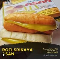 roti srikaya asan home made panggang goreng kukus