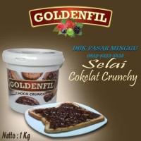 goldenfill choco crunchy 12x1kg (gojek/grab only) - CHOCO CRUNCHY