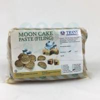 Isian Mooncake / Mooncake Filling Merk Trans White Lotus Paste 1kg