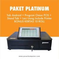 Paket Platinum Mesin Kasir Android ONION POS