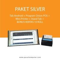 Paket Silver Mesin Kasir Android ONION POS