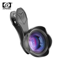 Apexel Tele Lens 65mm Telephoto Lensa Potret 3X HD Mobile