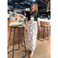 Damai fashion jakarta - rok skirt wanita RACHEL - konveksi murah