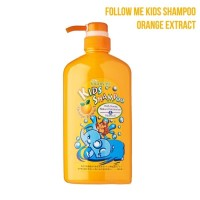 Follow me kids Shampoo Orange Extract 800ml